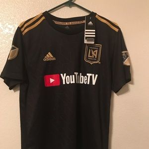 LAFC Carlos Vela Jersey